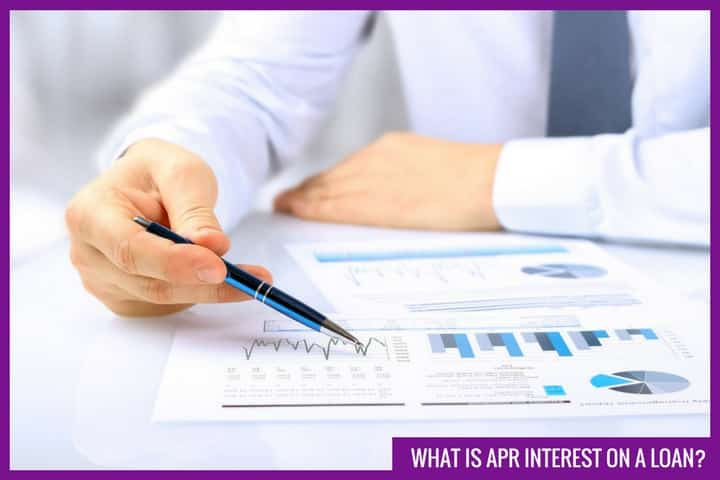 What is APR interest on a loan?