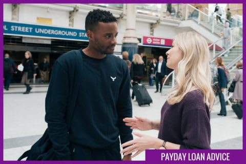 Payday loan advice
