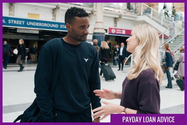 Payday loan advice