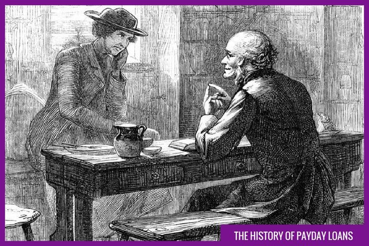 History of Payday Loans