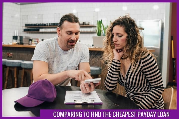 Cheapest payday loan