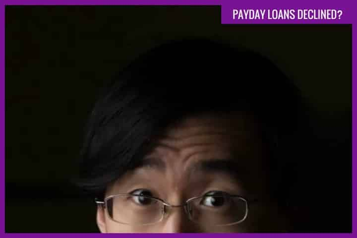 payday loans declined