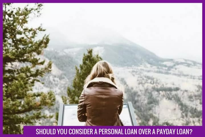 personal loan or payday loan