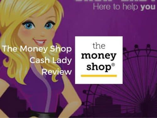 the money shop cash lady review