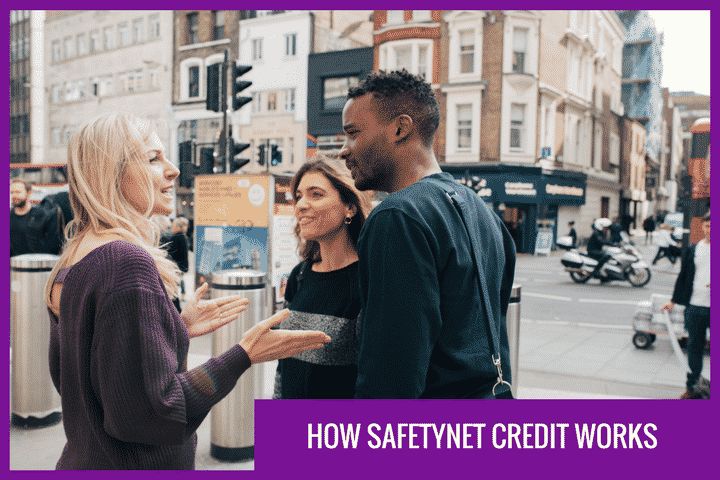 how safetynet credit works