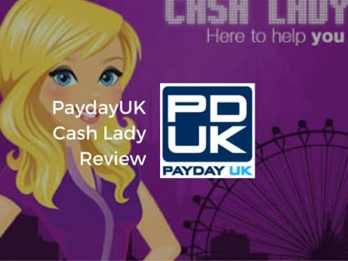 PaydayUK Cash Lady Review