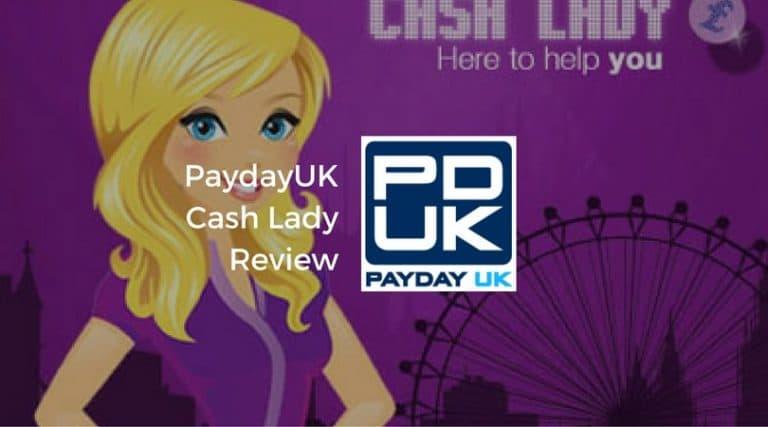PaydayUK Cash Lady Review