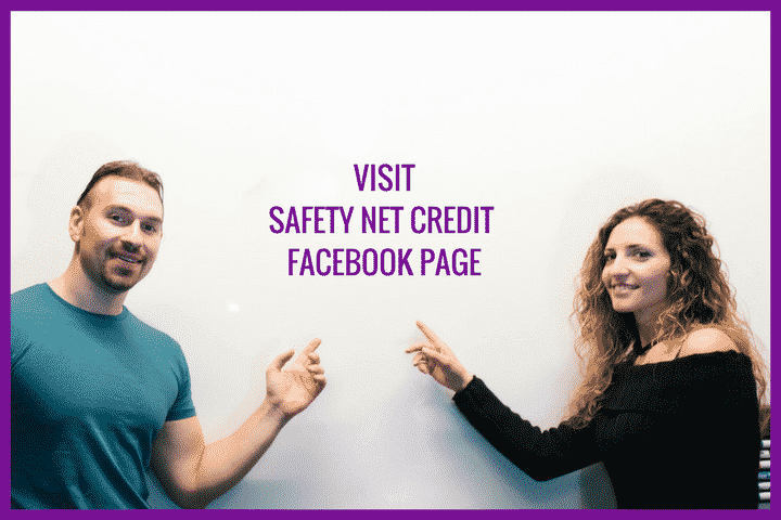 safetynet credit facebook page