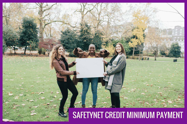 safetynet-credit minimum repayment