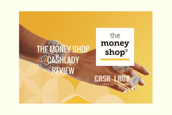 the money shop cashlady