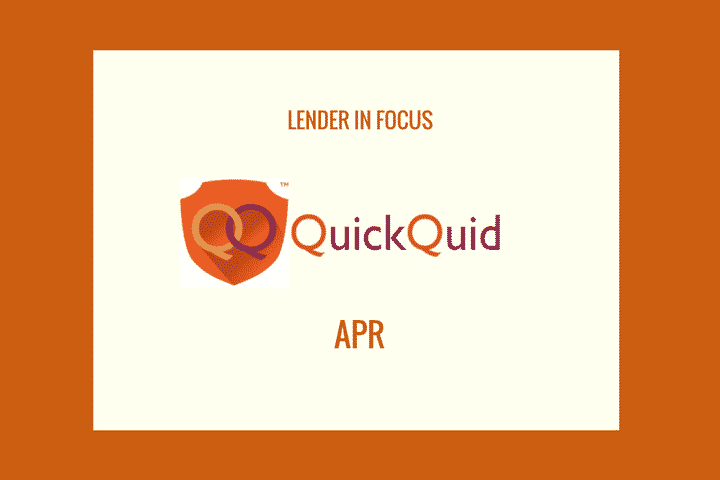 QuickQuid Representative APR