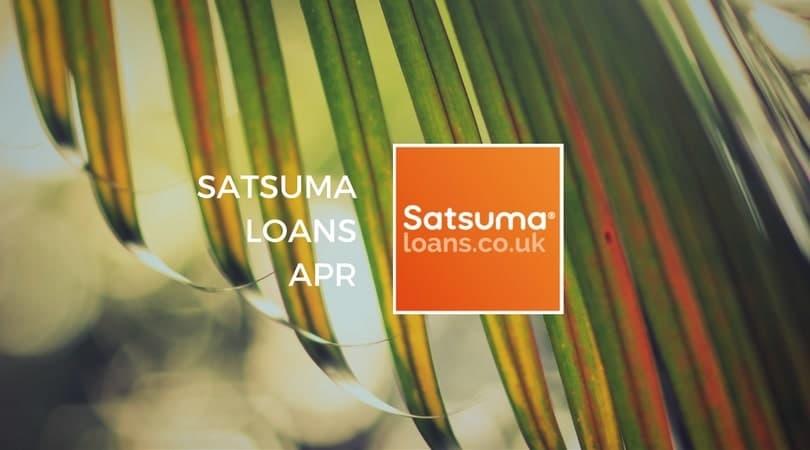 Satsuma Loans APR