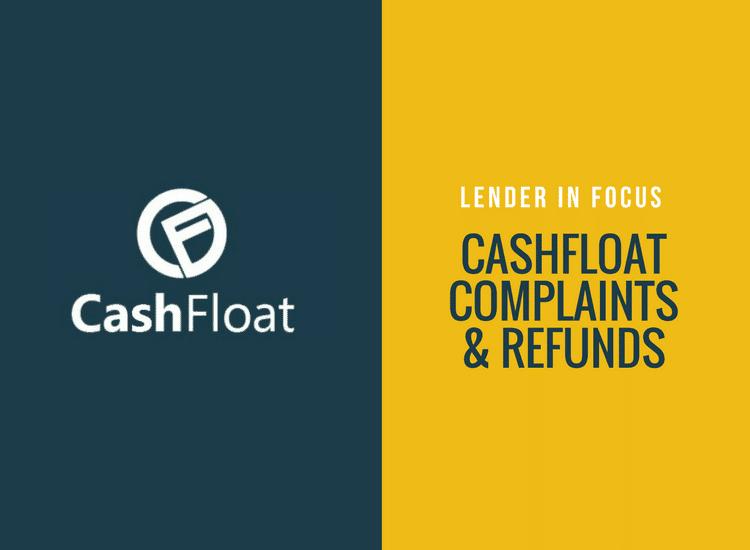 Cashfloat Complaints