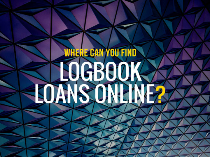 Where can you find Logbook Loans online?