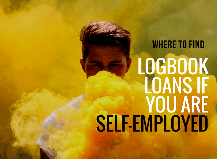 where to find logbook loans for self-employed people