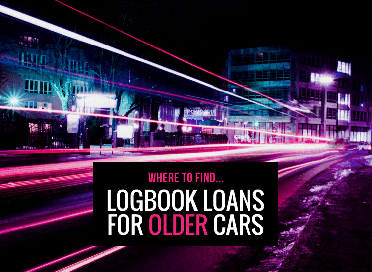 logbook loans for older cars