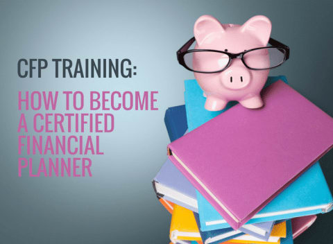 How to become a certified financial planner