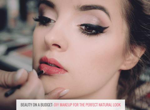 DIY makeup for the perfect natural look