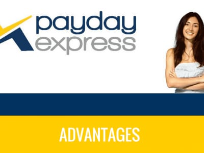 payday express advantages
