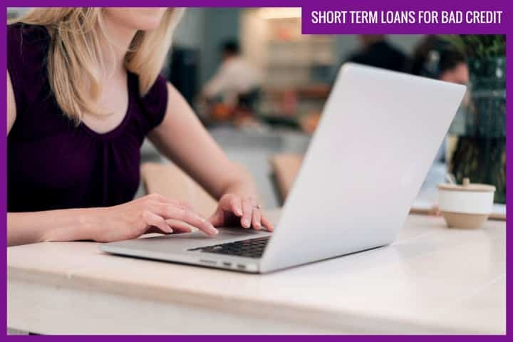 Short term loans for bad credit