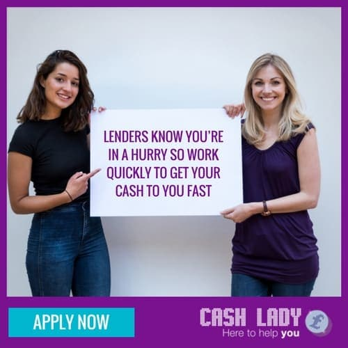 short term loans - receiving your cash