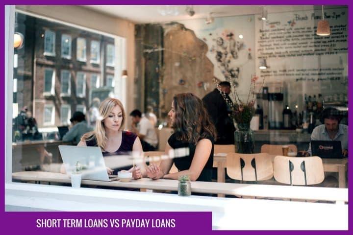 Short term loans vs Payday loans
