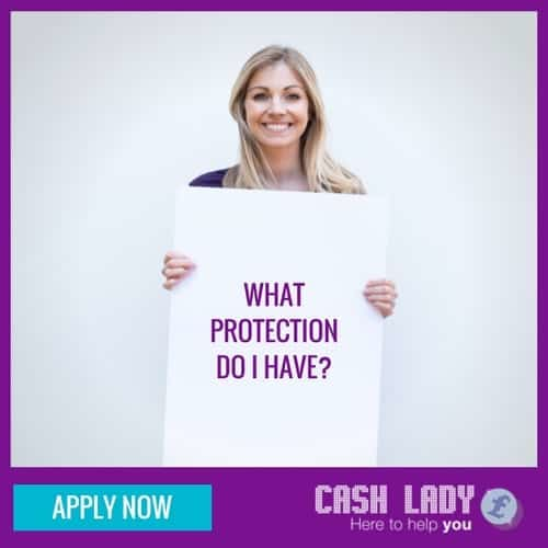 What protection do I have with short term loans