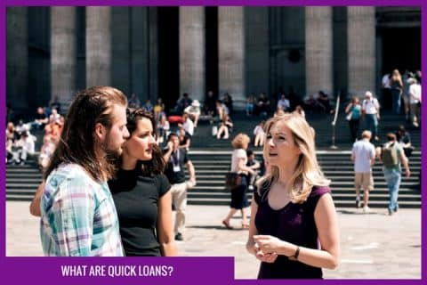 What are quick loans UK