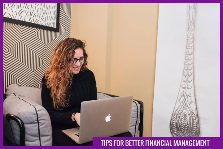Tips for better financial management to avoid bad credit loans