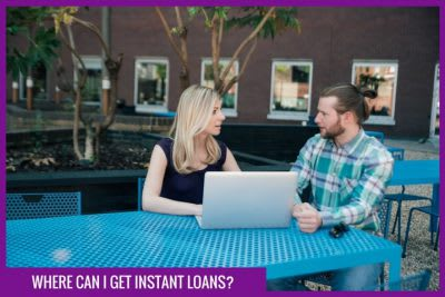 Where can I get instant loans