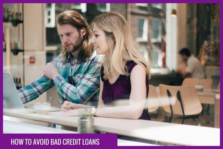 How to avoid bad credit loans