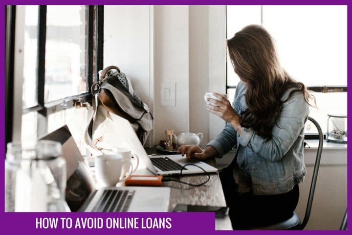 How to avoid online loans