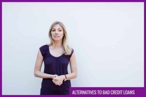 bad credit loans alternatives