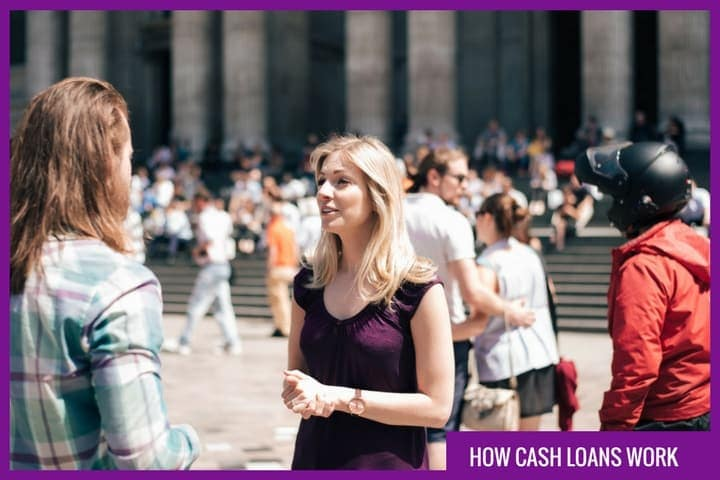 how cash loans work