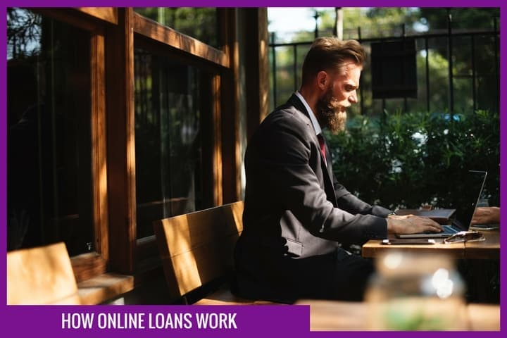 how online loans work