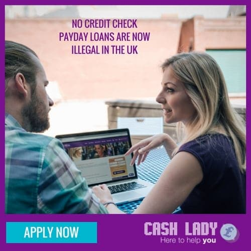 no credit check payday loans illegal