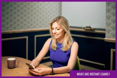 What are instant loans