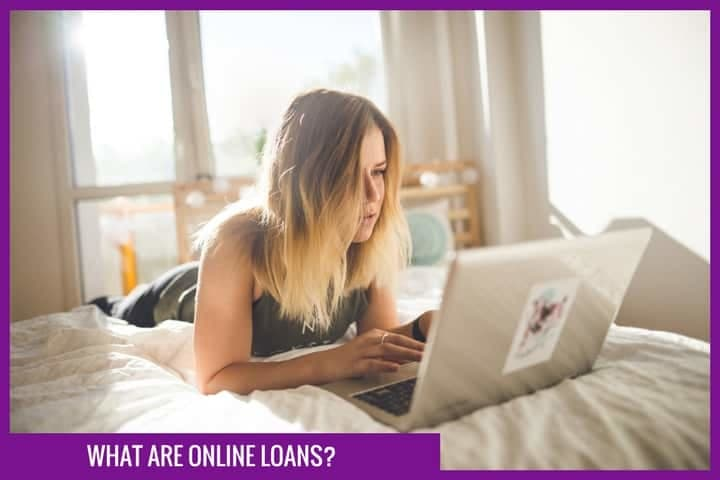 what are online loans