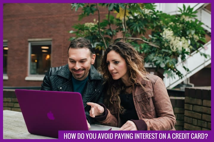 How do you avoid paying interest on a credit card?: low interest credit cards