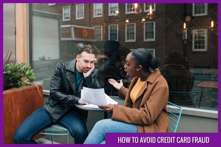 Credit card fraud: How to avoid it