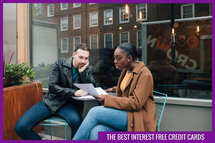 Interest free credit cards: which are the best for you? | CashLady