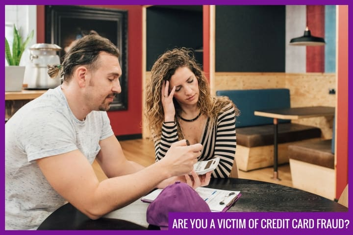 Victim of credit card fraud? Here's what to d