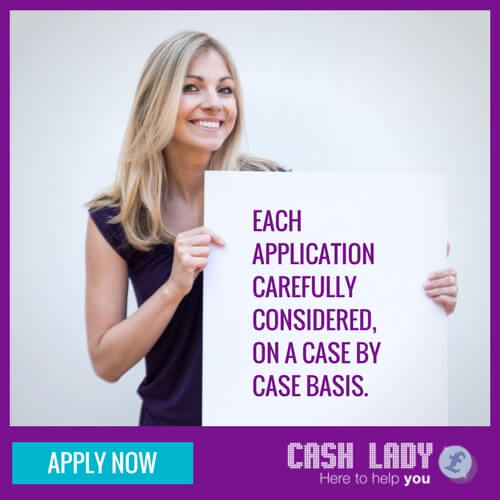 Each application is carefully considered