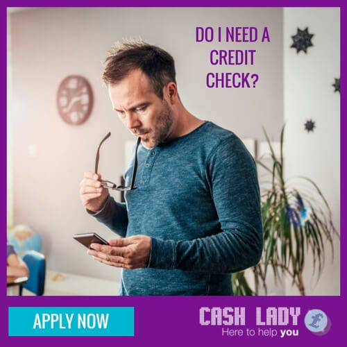 Do i need a credit check?