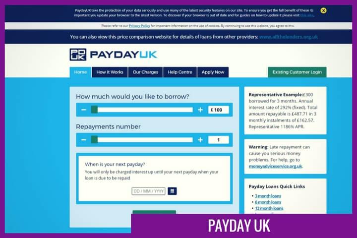 PaydayUK alternative