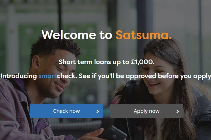 Satsuma Loans alternative