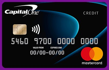 Capitalone - Credit card for bad credit