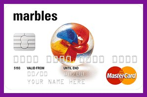 Marbles - Credit Card for Bad Credit