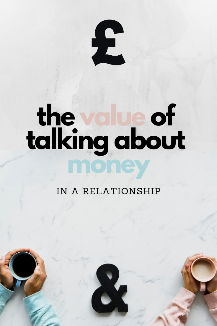 The Value of Talking About Money in a Relationship