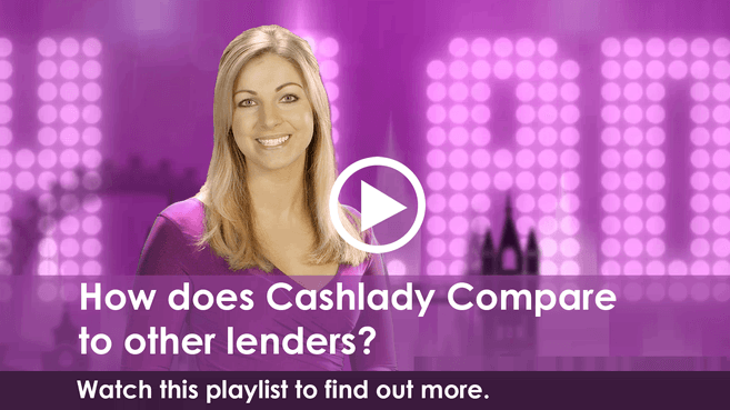 How does CashLady compare to other lenders? Watch this playlist to find out more